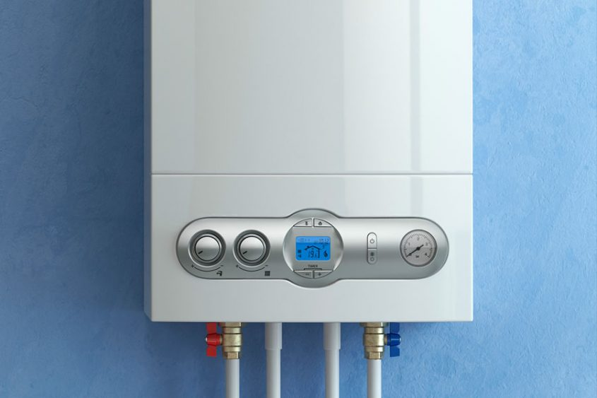 How to fix your central heating